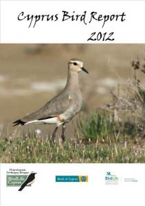 Cyprus Bird Report 2012