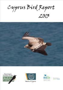 Cyprus Bird Report 2013
